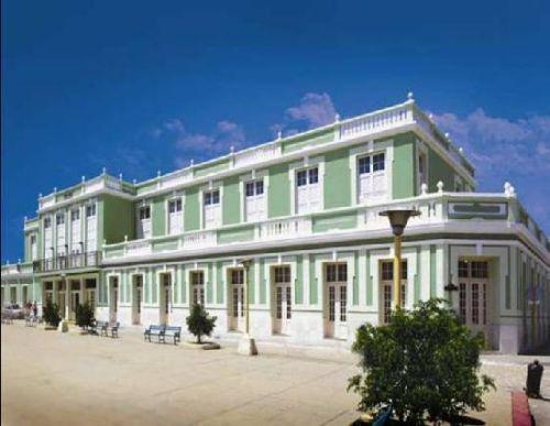 ESCAMBRAY, CUBA, TRINIDAD, IBEROSTAR HOTEL