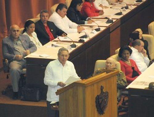 cuba, raul castro, cuban parliament, cuban five