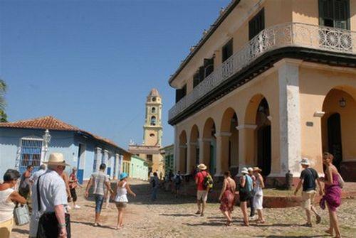 escambray, tourism, cuba