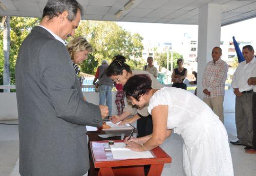 escambray, provincial electoral commission
