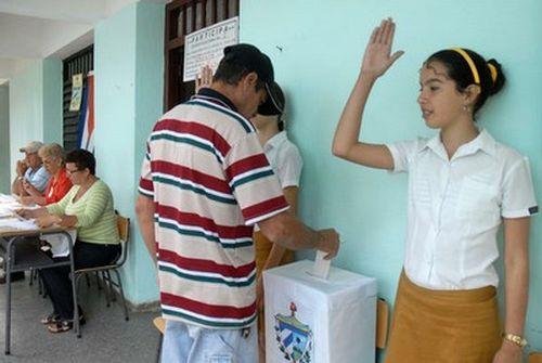 escambray, elections