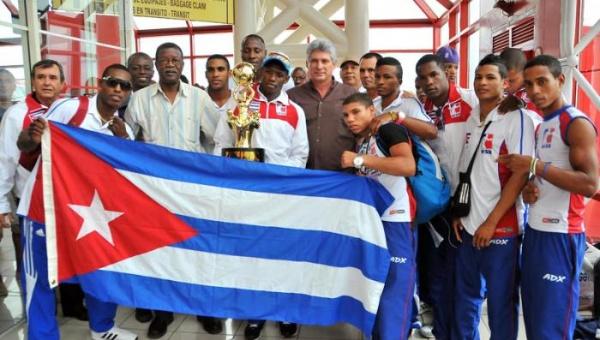 Cuba Domadores WSB