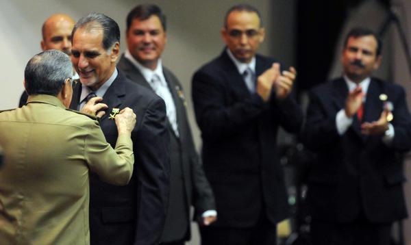 Raul Castro Cuban Five