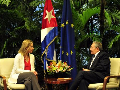 escambray, cuba, european union, raul castro