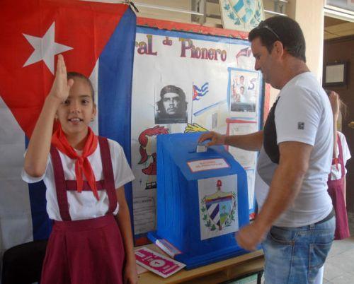 escambray, sancti spiritus, municipal elections