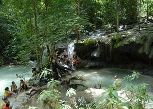 escambray, sancti spiritus, natural site