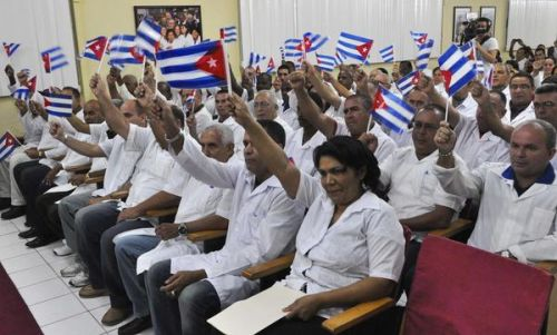 escambray, cuban health professionals, nepal earthquake