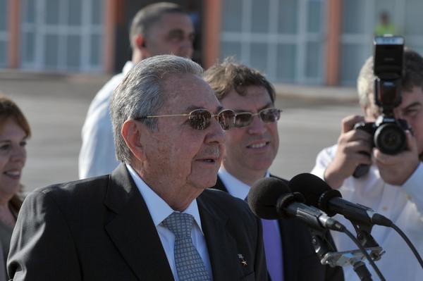 Raul Castro airport