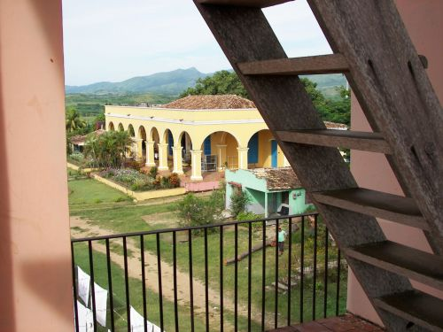 Valley of the Sugar Mills, Trinidad, Escambray