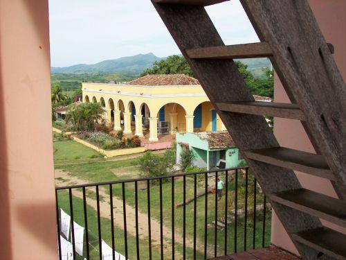 Valley of the Sugar Mills Trinidad
