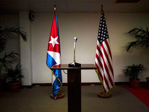 Cuba-USA dialogue