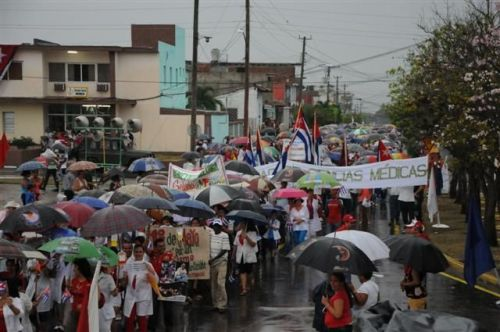 escambray, sancti spiritus, may day