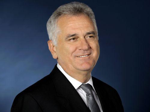 Serbia's President Tomislav Nikolic