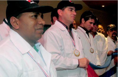 escambray, cuban health professional, chile