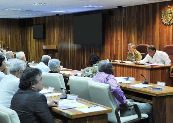 escambray, Council of State of Cuba
