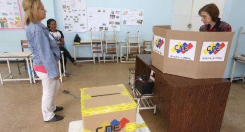 escambray, venezuela, elections
