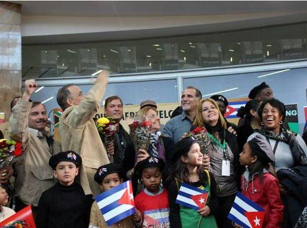 escambray, Cuban Five South Africa