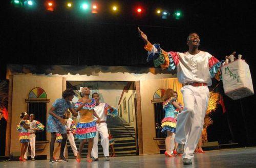 escambray, santiago de cuba, caribbean festival