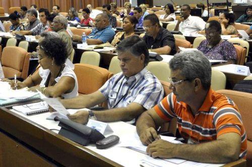 escambray, cuba parliament