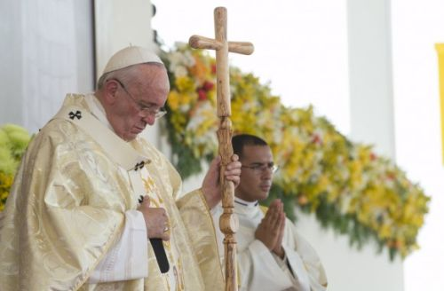 escambray, pope francis