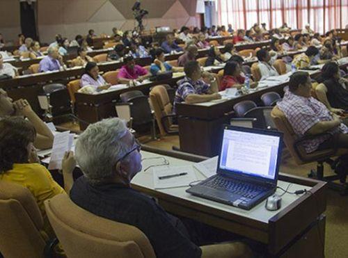 escambray, cuban parliament