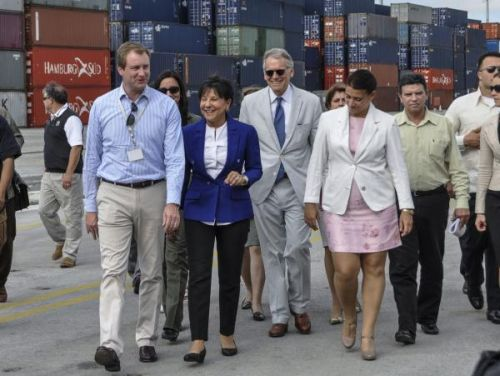 US Secretary of Commerce Interested in Mariel Special Development Zone. (Photo: AIN)