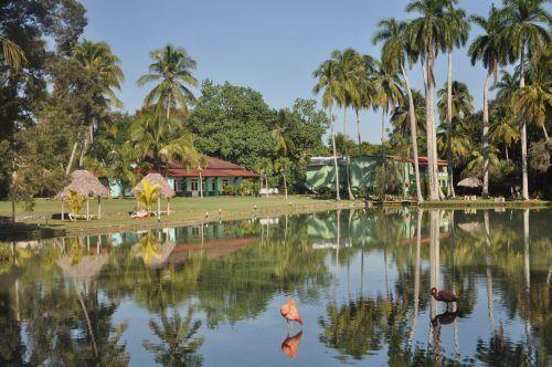 Villa San José del Lago. Photo: Vicente Brito/Escambray