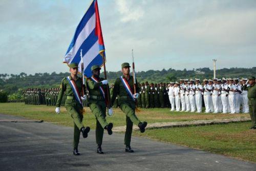 Cuba Marks 40th Anniversary of Operation Carlota Mission. Photo: AIN