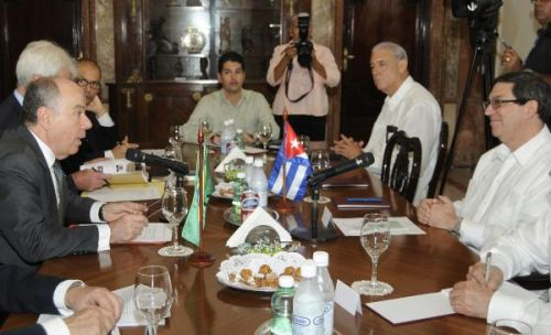 Brazil Willing to Strengthen Relations with Cuba. Photo: AIN