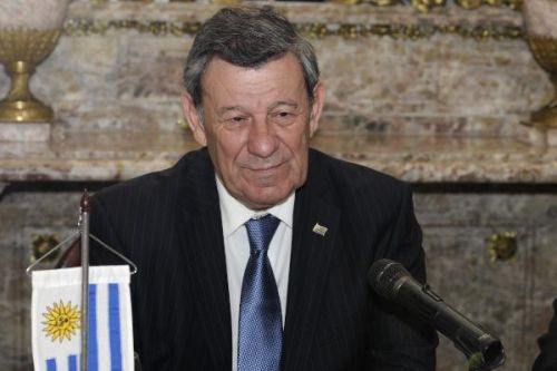 Uruguay's Foreign Minister Rodolfo Nin Novoa. Photo: AIN