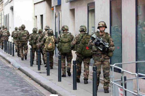 French police. Taken from www.npr.org