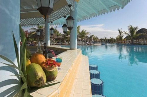 Hotel Melia Las Dunas in Villa Clara. Photo taken from http://www.vanguardia.cu