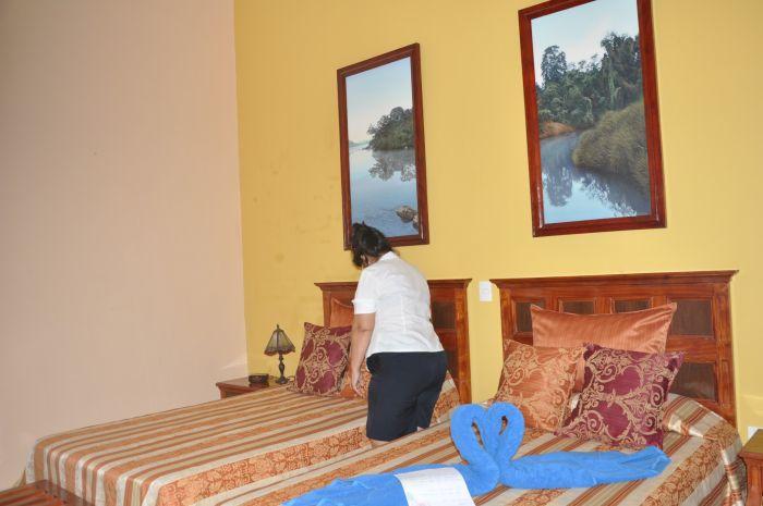 Don Florencio Hotel. Photo: Vicente Brito/Escambray