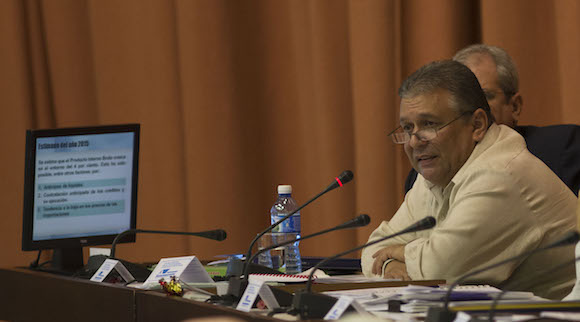 Growth of Cuban Economy in 2015 Considered Satisfactory. Photo: Ismael Francsico