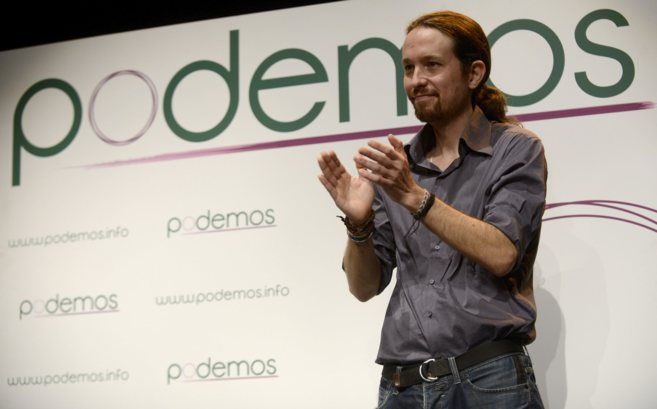 Spanish Podemos Leader Willing to Share Government with PSOE, IU. Photo taken from www.elmundo.es