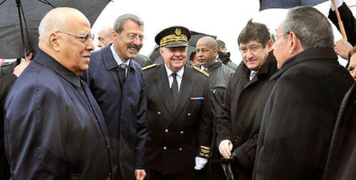 Cuban President Arrives in Paris for First State Visit to France. Photo: Estudios Revolución