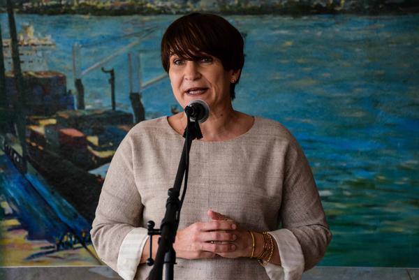 Dutch Minister, Lilianne Ploumen. Photo: ACN