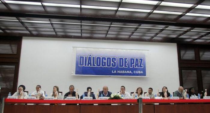 Colombian Gov't, FARC-EP Peace Talks Resume in Cuba. File photo taken from http://www.avn.info.ve