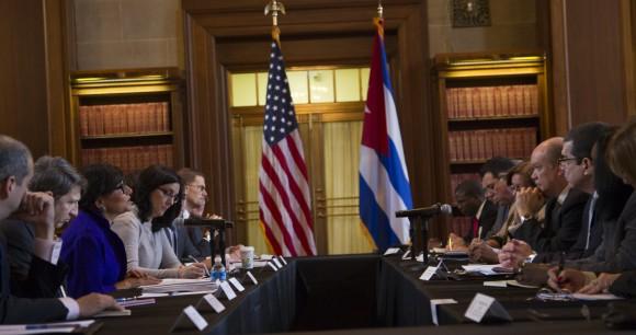 Cuba-USA Regulatory Dialogue Concludes in Washington. Photo taken from cubadebate.cu