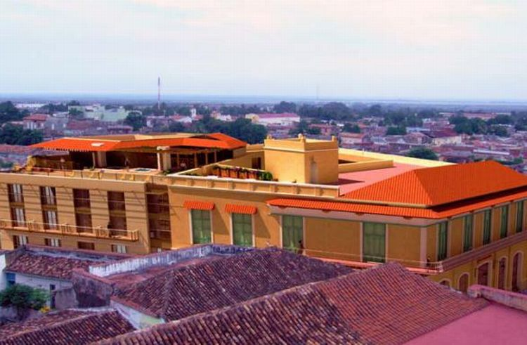 Trinidad's Iznaga Palace Turns into Five-Star Hotel. Photo: EPROB.