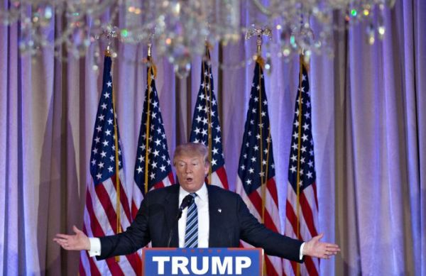 U.S. Business Circles Worried about Republican Candidate Donald Trump. (Photo taken from elpais.com)
