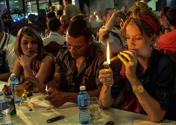 Premium Cigars Celebration Concludes in Havana. Photo: ACN