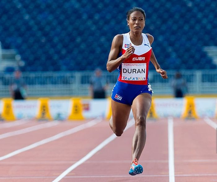 Cuban Omara Durand Nominated for Laureus World Sports Awards. File photo / gettyimages.com