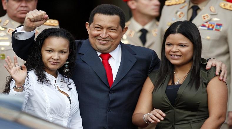 Venezuelan Hugo Chavez, the President of the People. Photo taken from http://www.telesurtv.net