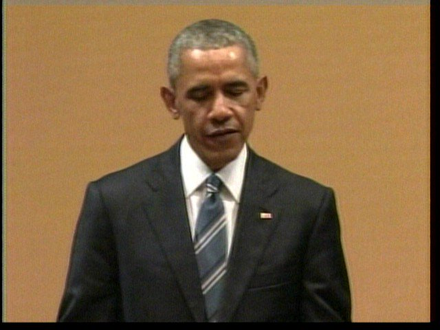 Obama Highlights Achievements of Cuba in Health, Education. (Photo taken from twitter)
