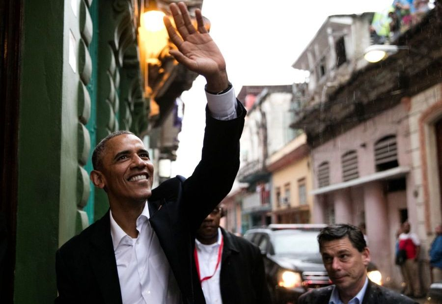 Barack Obama Visit Considered a Step Forward in Cuba-USA Ties. (Photo taken from The White House website)