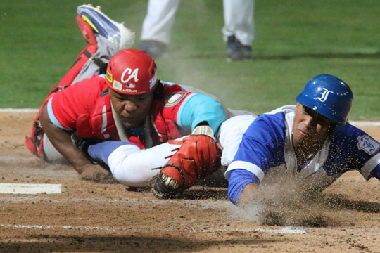 Ciego de Avila Close to Classify for Baseball Finals. (Photo taken from jit.cu)