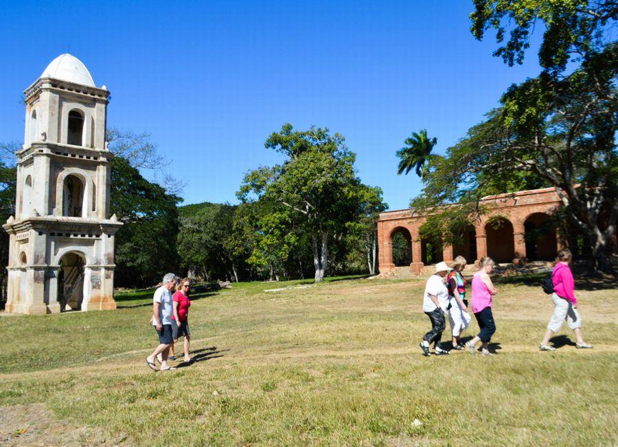 An Open-Air Museum in the Very Face of Trinidad. Photo: Carlos Luis Sotolongo Puig / Escambray