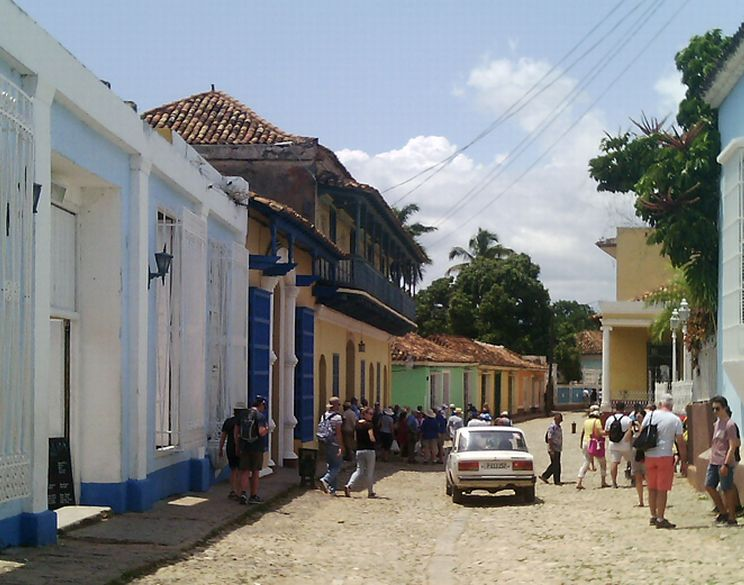 Cubasi Goes Sightseeing Trinidad de Cuba (Photo: Cubasi)