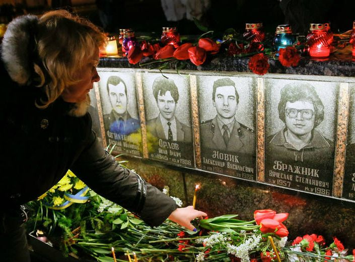 The world commemorates the 30 anniversary of the Chernobyl catastrophe
